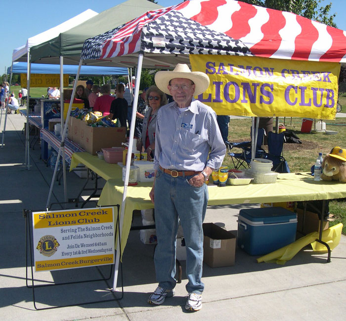 Salmon Creek Lions Club Foundation
